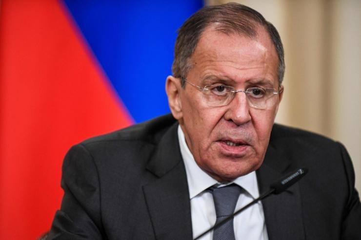 Lavrov: lääne nõudmine Assadi lahkumiseks takistab rahuni jõudmist
