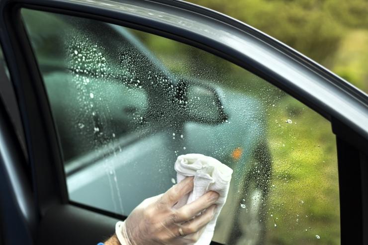 Kevad on toonud liikluses klaasikahjude arvu hüppelise suurenemise