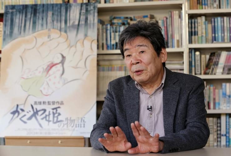 Jaapanis suri tuntud joonisfilmirežissöör Isao Takahata