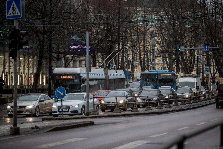 Vsevolod Jürgenson: kes on süüdi Tallinna ummikutes?