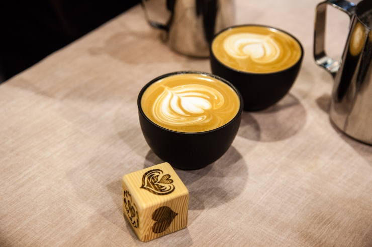 Kohvieksperdid hakkavad mõõtu võtma