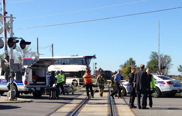 Kanadas hukkus bussi ja veoki kokkupõrkes mitu inimest