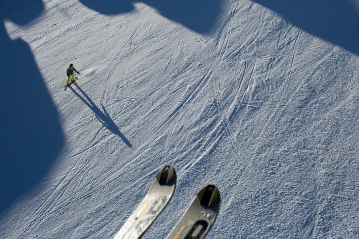 Prantsuse Alpides hukkus Briti lumelaudur
