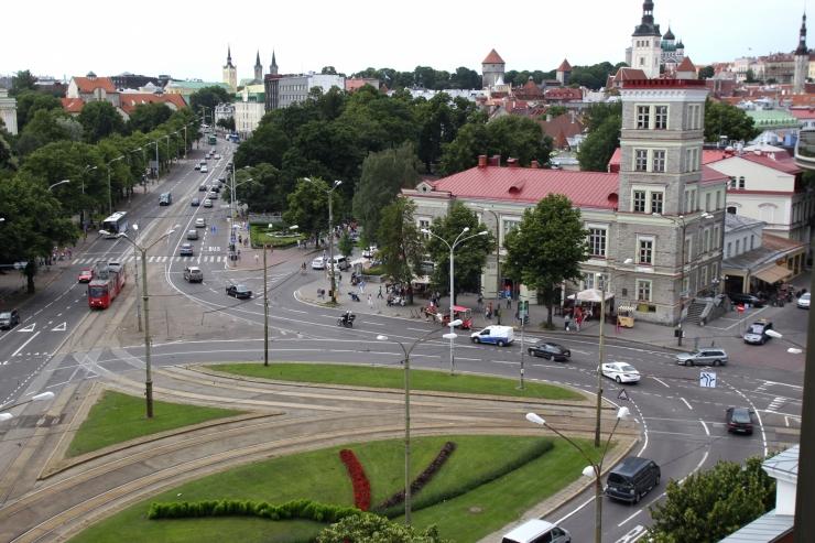 Tallinn Music Week toob Viru ringil liikluskorralduse muutuse
