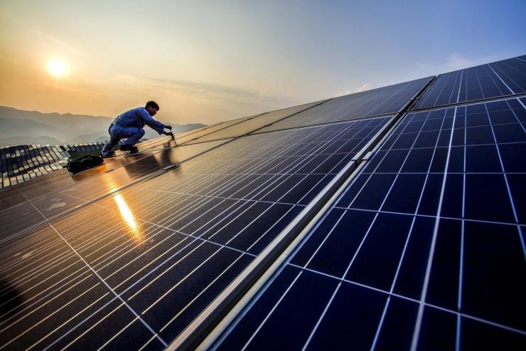 JAN DUSIK: Arengumaad investeerivad taastuvenergiasse rohkem, kuna nad näevad kliimamuutuste tagajärgi