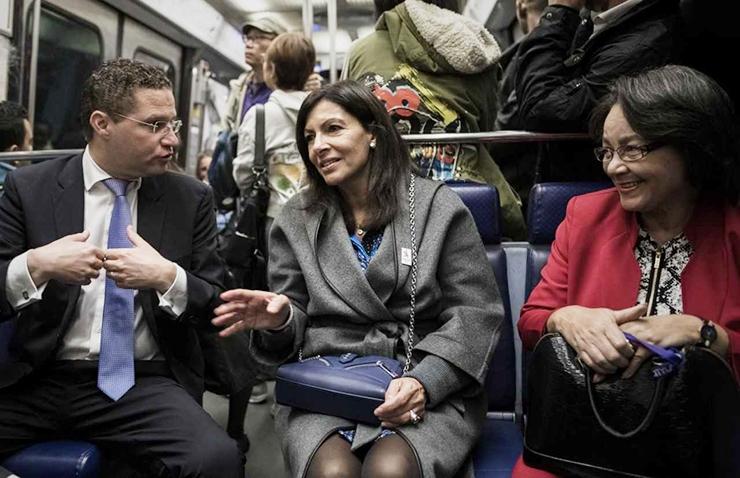 TALLINNA EESKUJU: Pariis kaalub tasuta ühistransporti