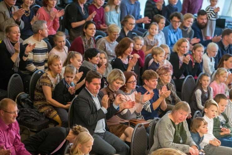 Noorte Filharmoonia esitab taas mustkunstitrikkidega kontsertetenduse