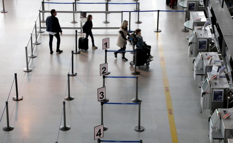 Air France tühistas streigi tõttu sadu lende