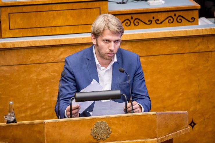Jaanus Karilaid: mandri ja Hiiumaa ühenduse probleemiks on sobimatud parvlaevad