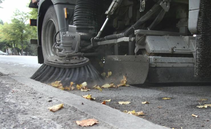 Taavi Aas: linnatänavailt on koristatud esimesed pool tuhat tonni rämpsu