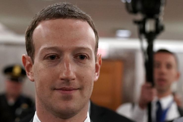 Zuckerberg vabandab USA kongressi ees Facebooki vigade eest