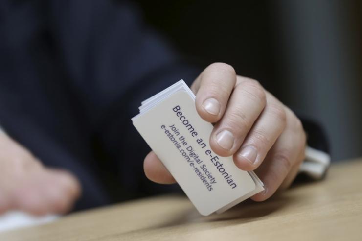 Eesti võib tänavu saada rohkem e-residente kui varasemalt kokku