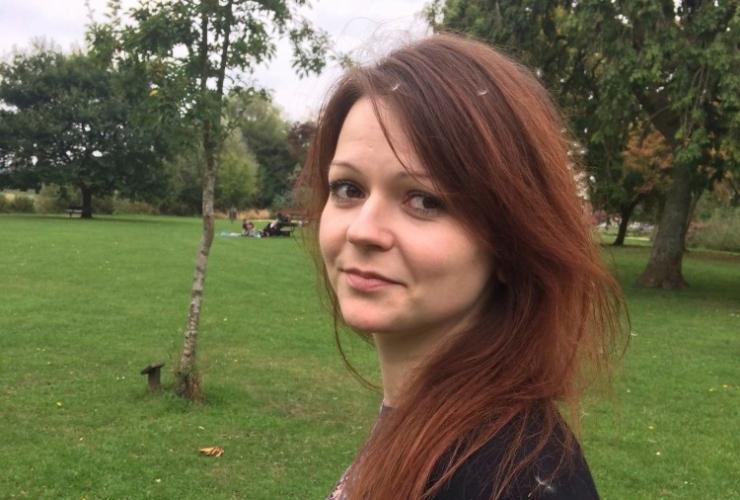Julia Skripal lubati haiglast välja