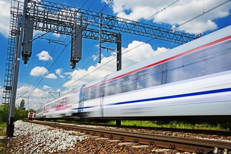 VAATA OTSE! Jüri Ratas: Rail Balticu edukusest sõltub Baltikumi usaldusväärsus