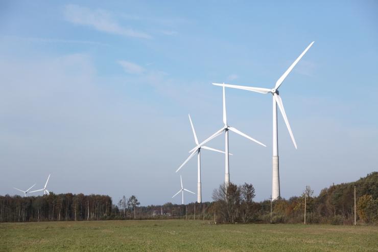 Kaitseministeerium: tuuleparkide rajajad peavad lisaradarid ise ostma