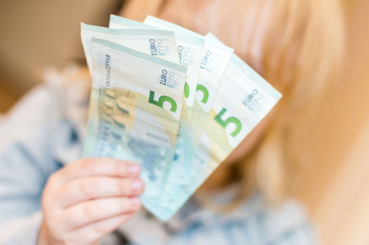 Lõuna-Eestis on levimas valeraha