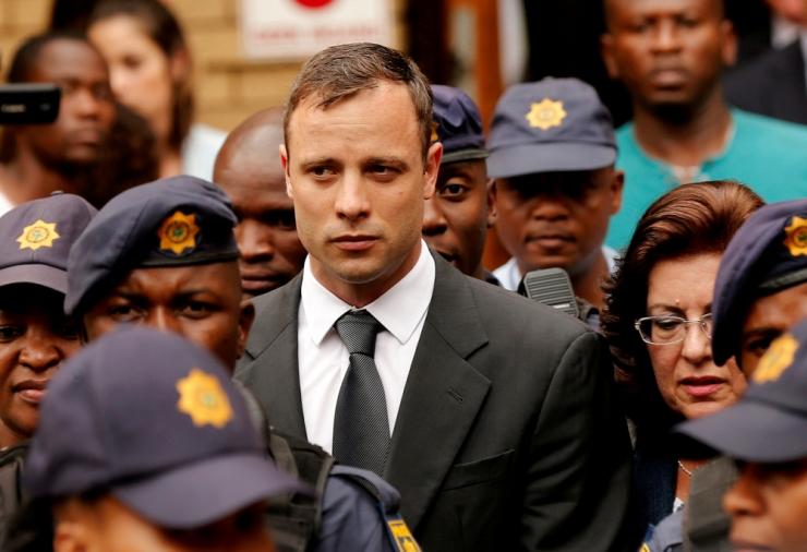 Mõrvas süüdi mõistetud Oscar Pistoriuse kohtusaaga lõppes