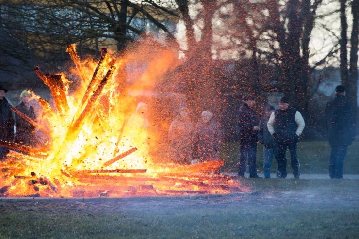 Jüriööl süüdatakse üle Eesti märgutuled