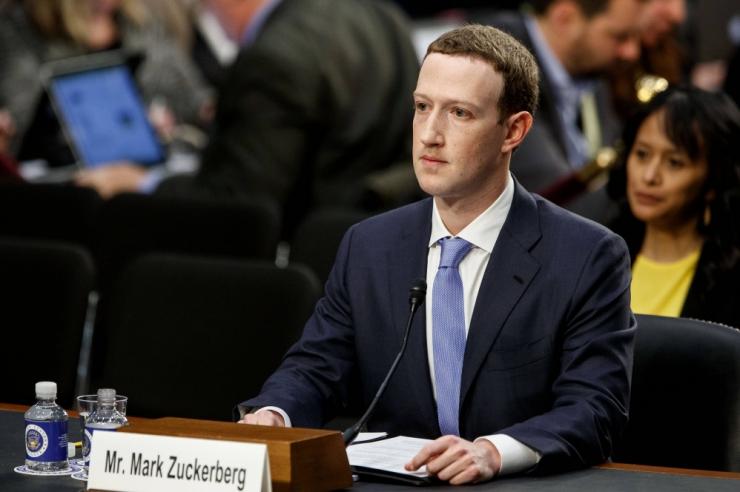 Zuckerberg: Facebooki ja Vene rühmituste vahel käib võidurelvastumine