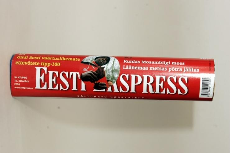 Pressinõukogu taunis Eesti Ekspressi valveapteegi hangete lugu