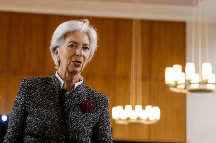 Lagarde: kaubandusprotektsionism õõnestab maailma majanduskasvu