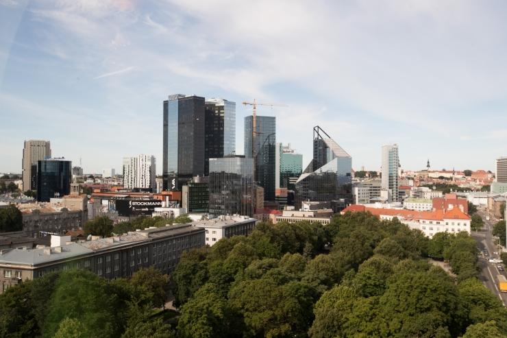 VAATA OTSE! Mis teemad on praegu Tallinnas olulised?