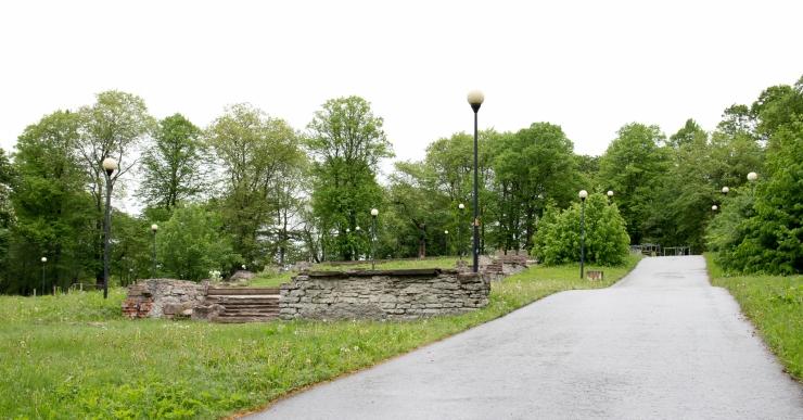 Linn võtab käsile Skoone bastioni korrastamise