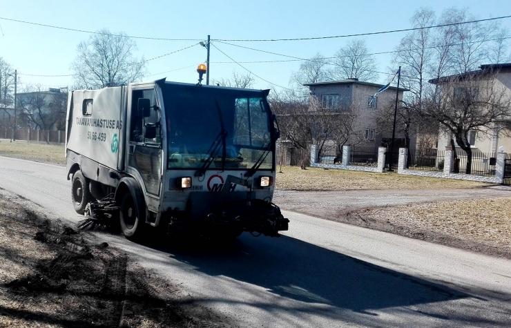 Linnaosavanem: Kristiine tänavailt on kogutud 31 tonni prügi