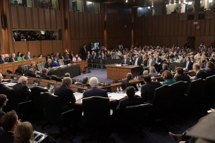 USA senat õnnitles Baltimaid iseseisvuse 100. aastapäeva puhul