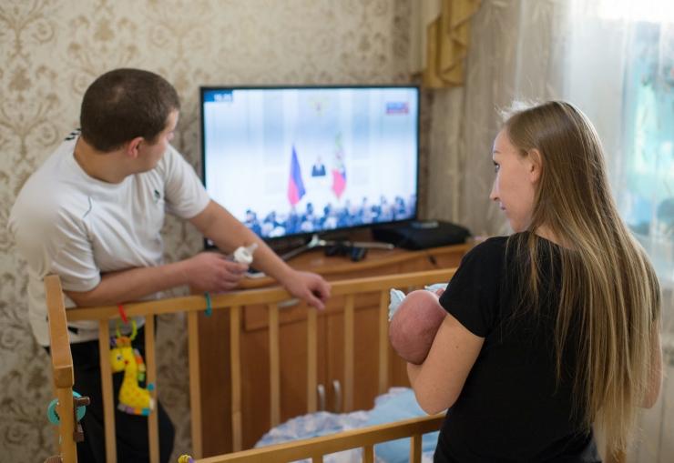 Kapo: Venemaa telekanalid jätkavad valeinfo levitamist