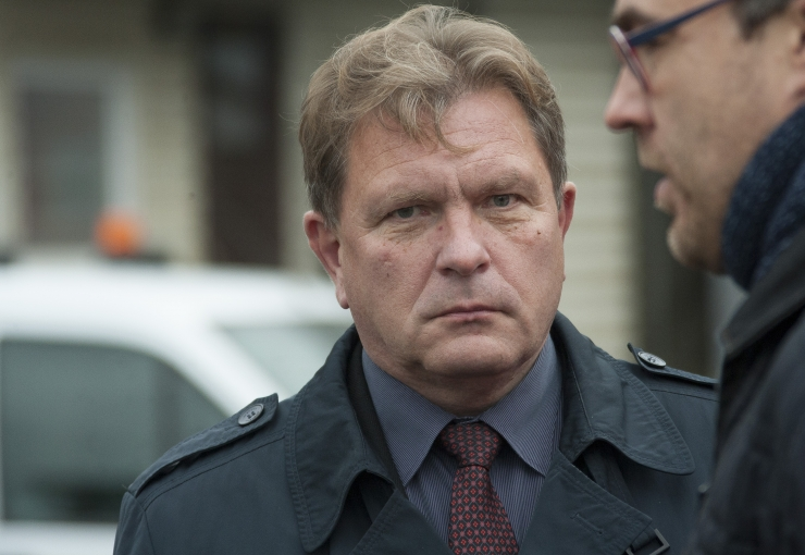 Tallinna Linnatranspordi AS-i juht Enno Tamm lahkub ametist