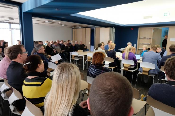 Alina Tubli: kodanike vastuolu Merivälja muuli detailplaneeringu osas on põhjendatud