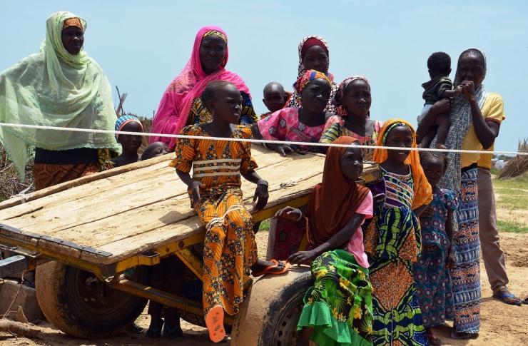 Nigeeria islamistid on viie aastaga röövinud rohkem kui 1000 last