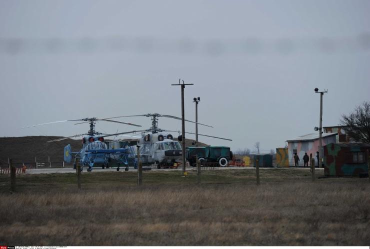Läänemerre kukkus Vene sõjaväekopter, hukkus kaks katsepilooti