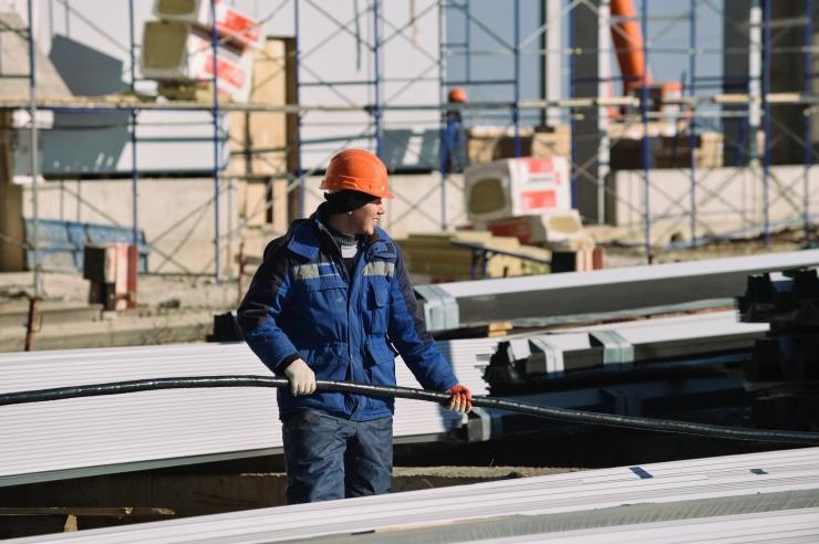 Eesti Pank: tööjõu tootlikkus kasvas mullu tööjõukulust kiiremini