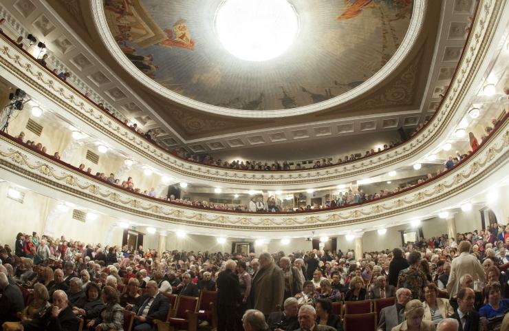 Vene Kultuurikeskuses toimub õigeusu perepäev