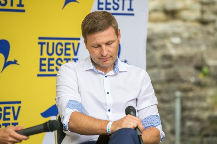 Ott Lumi: Hanno Pevkuri edasine perspektiiv on küsitav