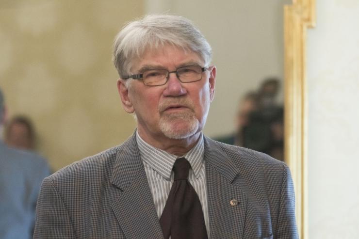FOTOD JA VIDEO! Hint, Gerndorf ja Veidemann:  Rahvarinde kõige tähtsam tegelane oli Edgar Savisaar