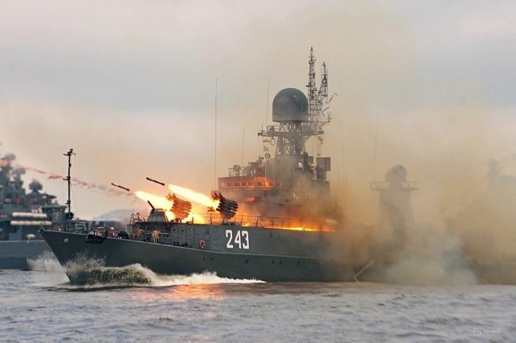 Venemaa kavatseb uuesti Läänemerel Läti lähistel rakette tulistada