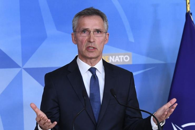 Stoltenberg kutsus Venemaad vastutustundlikkusele Süüria konfliktis