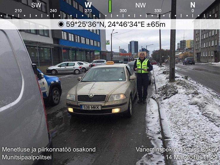 KURIKAELTEST LAHTI: Mupo teeb taksojuhtide seas suurpuhastuse