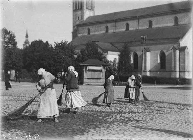 Tallinn sai korraldatud prügiveo ka 18. sajandil