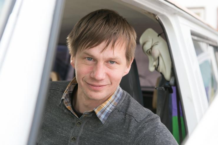 SILVER MEIKAR: Rohkem on neid, kes sorteerivad prügi ja sõidavad  säästliku autoga