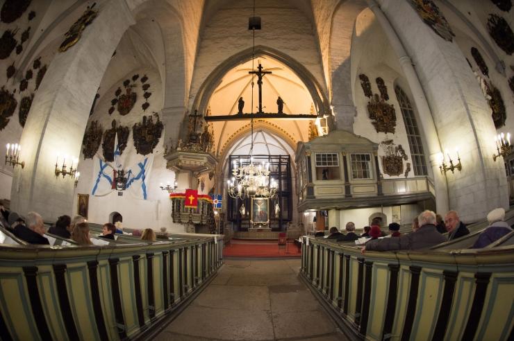Toomkirikus kõlab kontsert haigla toetuseks