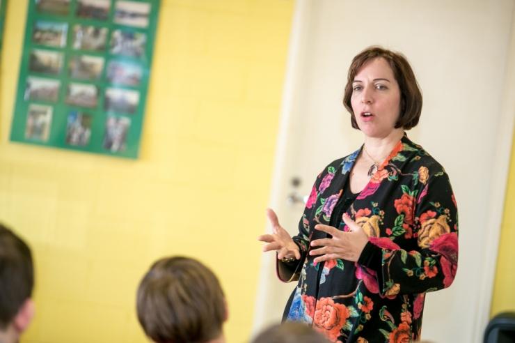 Reps abiturientidele: eesti keel ühendab inimesi
