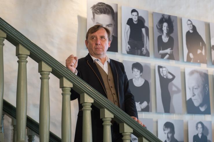 Elmo Nüganeni lavastus osaleb rahvusvahelisel teatrifestivalil Ungaris