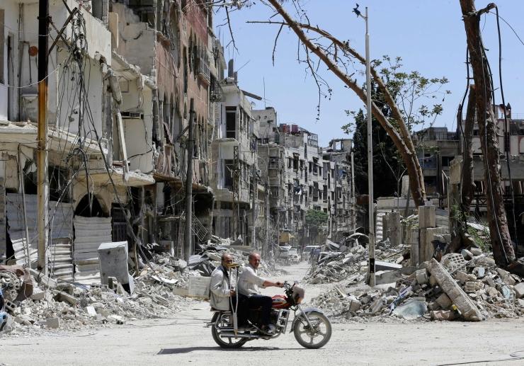 Kreml: loodame Süüria rünnakust hoolimata endiselt USA-ga dialoogi