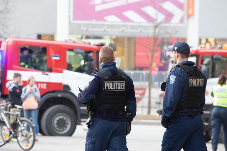 Päästjate palk tõuseb 20 ja politseinike palk 10 protsenti