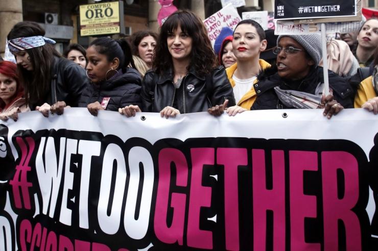 Weinsteini skandaal tõi NY Timesile ja New Yorkerile Pulitzeri