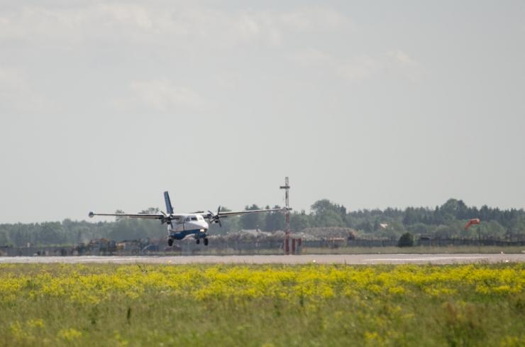 Saaremaa ja Hiiumaa saavad lennuühendusteks lisaraha